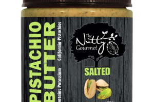 SALTED PISTACHIO BUTTER