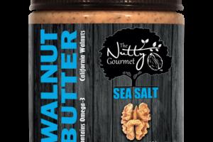 SEA SALT WALNUT BUTTER