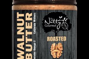 ROASTED WALNUT BUTTER