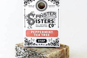 SOAP, PEPPERMINT TEA TREE