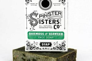FACE SOAP, OAKMOSS AND SEAWEED