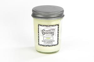 SOY LOTION CANDLE, ROSEMARY & MINT