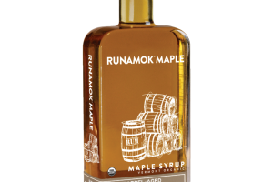 VERMONT ORGANIC RUM BARREL - AGED MAPLE SYRUP