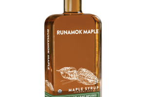MAKRUT LIME-LEAF INFUSED VERMONT ORGANIC MAPLE SYRUP