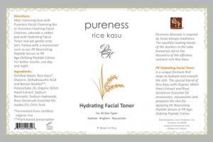 RICE KASU HYDRATING FACIAL TONER