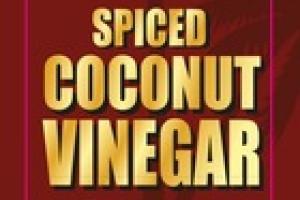 SPICED COCONUT ORGANIC VINEGAR