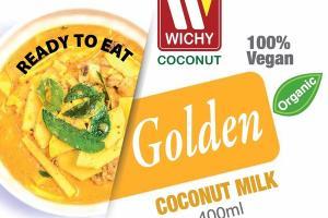 GOLDEN ORGANIC COCONUT MILK