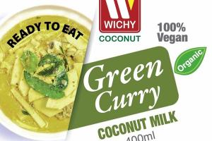 GREEN CURRY ORGANIC COCONUT MILK