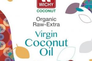 ORGANIC RAW-EXTRA VIRGIN COCONUT OIL