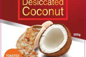 ORGANIC DESICCATED COCONUT TOASTED CHIPS