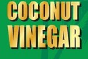 ORGANIC COCONUT VINEGAR