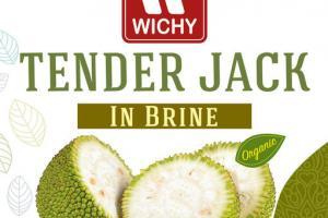 ORGANIC TENDER JACK IN BRINE