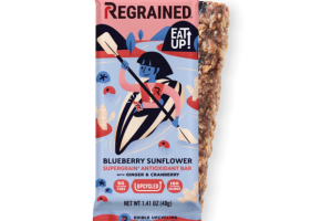 BLUEBERRY SUNFLOWER SUPERGRAIN+ ANTIOXIDANT BAR WITH GINGER & CRANBERRY