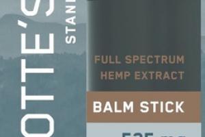 FULL SPECTRUM HEMP EXTRACT 525 MG PLANT-BASED CANNABINOIDS BALM STICK
