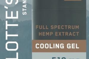 FULL SPECTRUM HEMP EXTRACT 510 MG PLANT-BASED CANNABINOIDS COOLING GEL