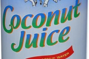 100% COCONUT WATER JUICE