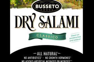 CLASSICO NATURAL* DRY SALAMI