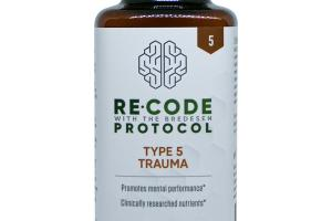 RE-CODE PROTOCOL TYPE 5 TRAUMA DIETARY SUPPLEMENT CAPSULES