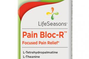 PAIN BLOC-R FOCUSED PAIN RELIEF DIETARY SUPPLEMENT VEGETARIAN CAPSULES