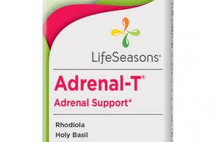 ADRENAL-T ADRENAL SUPPORT DIETARY SUPPLEMENT VEGETARIAN CAPSULES