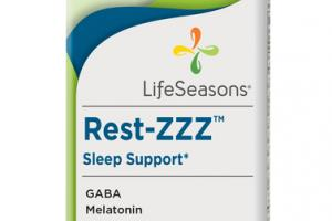 SLEEP SUPPORT DIETARY SUPPLEMENT VEGETARIAN CAPSULES