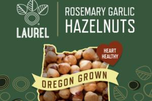 ROSEMARY GARLIC HAZELNUTS