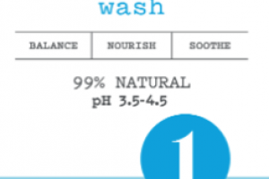 PLANT-BASED FEMININE CARE SENSITIVE WASH