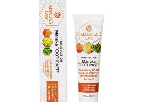 TRIPLE ACTION MANUKA TOOTHPASTE
