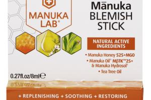 TRIPLE ACTION MĀNUKA BLEMISH STICK