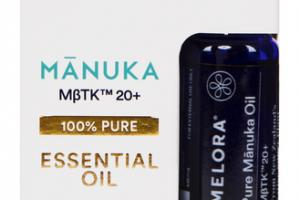 100% PURE ESSENTIAL OIL MANUKA