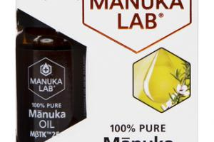 100% PURE MĀNUKA OIL