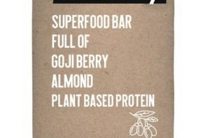 GOJI BERRY ALMOND PLANT BASED PROTEIN SUPERFOOD BAR