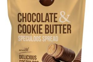 CHOCOLATE & COOKIE BUTTER SPECULOOS SPREAD