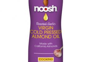 ROASTED GARLIC VIRGIN COLD PRESSED ALMOND OIL
