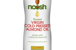 ROASTED VIRGIN COLD PRESSED ALMOND OIL