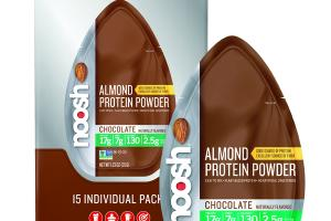 CHOCOLATE NATURAL ALMOND PROTEIN POWDER