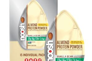 VANILLA BEAN FLAVORED ALMOND PROTEIN POWDER