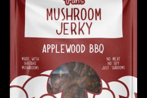 APPLEWOOD BBQ MUSHROOM JERKY