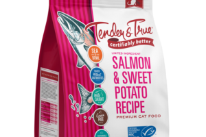 SALMON & SWEET POTATO RECIPE PREMIUM CAT FOOD