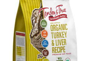 ORGANIC TURKEY & LIVER RECIPE PREMIUM CAT FOOD