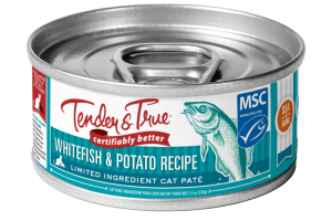 WHITEFISH & POTATO RECIPE PATE CAT FOOD