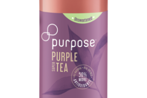 UNSWEETENED COCONUT LIME PURPLE SUPER TEA