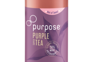 GRAPEFRUIT, LIME & SEA SALT FLAVORED SUPER PURPLE TEA