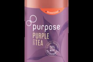 BLOOD ORANGE UNSWEETENED SUPER PURPLE TEA