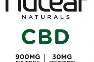 CBD HEMP SUPPLEMENT OIL WITH DROPPER