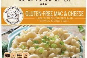 GLUTEN-FREE MAC & CHEESE PASTA