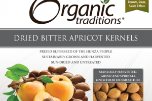 DRIED BITTER APRICOT KERNELS