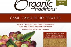 CAMU CAMU BERRY POWDER