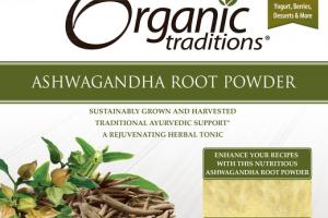 ASHWAGANDHA ROOT DIETARY SUPPLEMENT POWDER