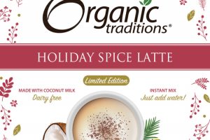 HOLIDAY SPICE LATTE